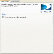 DirecTV SHEF IP Control