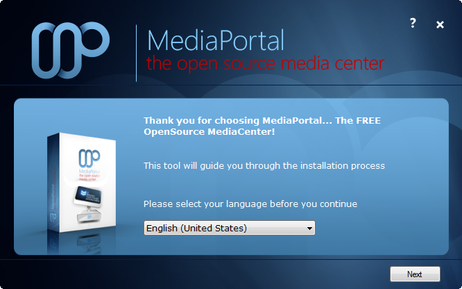 MediaPortal Products - MEDIAPORTAL