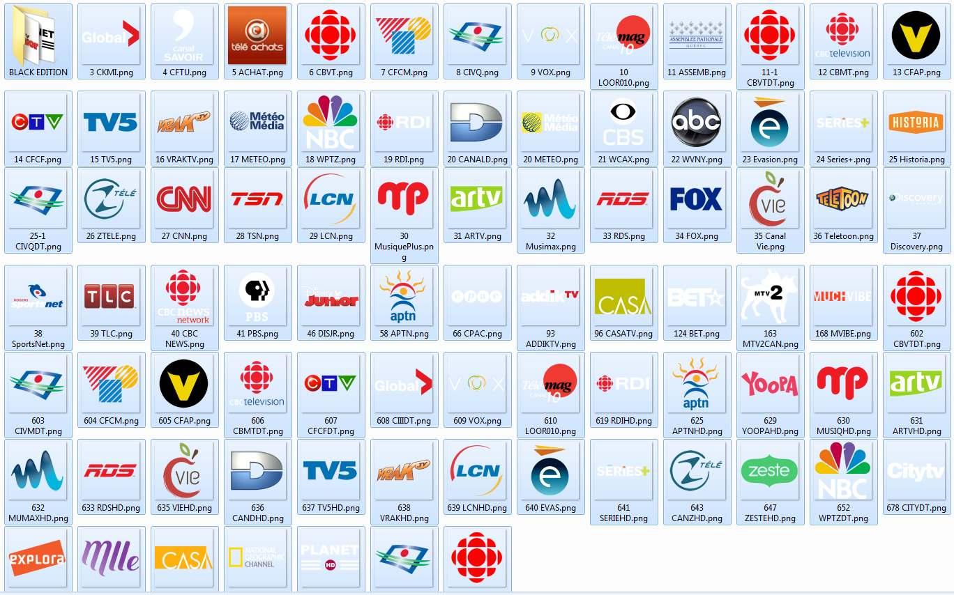 quebec tv logos mediaportal