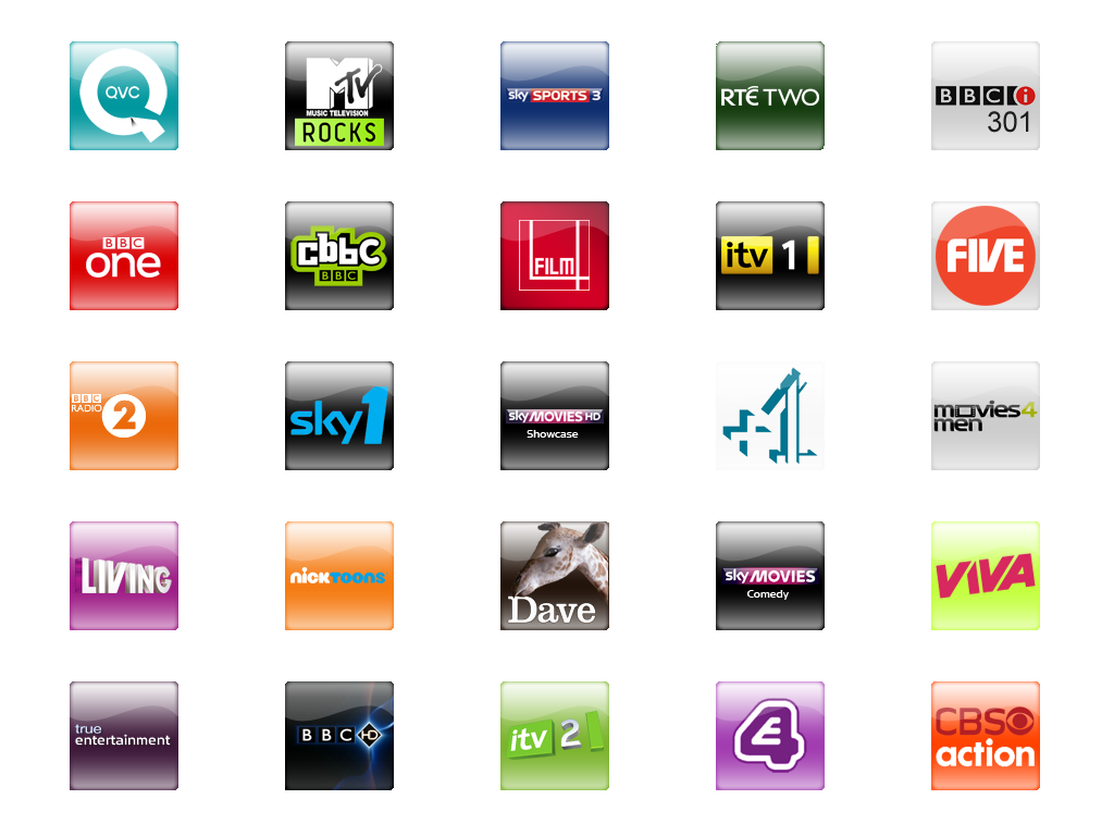 uk tv amp radio channel logos mediaportal