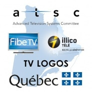 Quebec TV logos