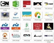 Arabic Channels on the Nilesat