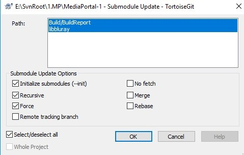 git download submodules