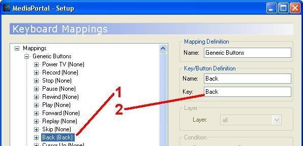 Generic Keyboard - Remote Input Plugin