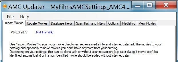 AMC Updater